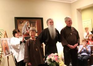 BSCD Reception as novices 140121