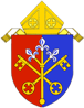 Personal Ordinariate coatofarms